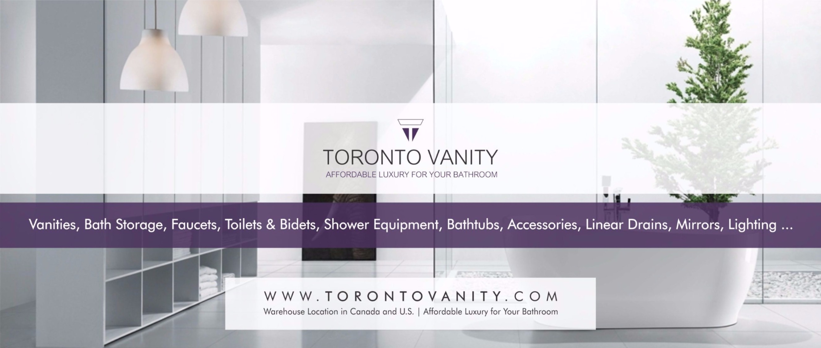 Contemporary Bathroom Vanities Toronto toronto vanity - your best source for modern bathroom vanities in