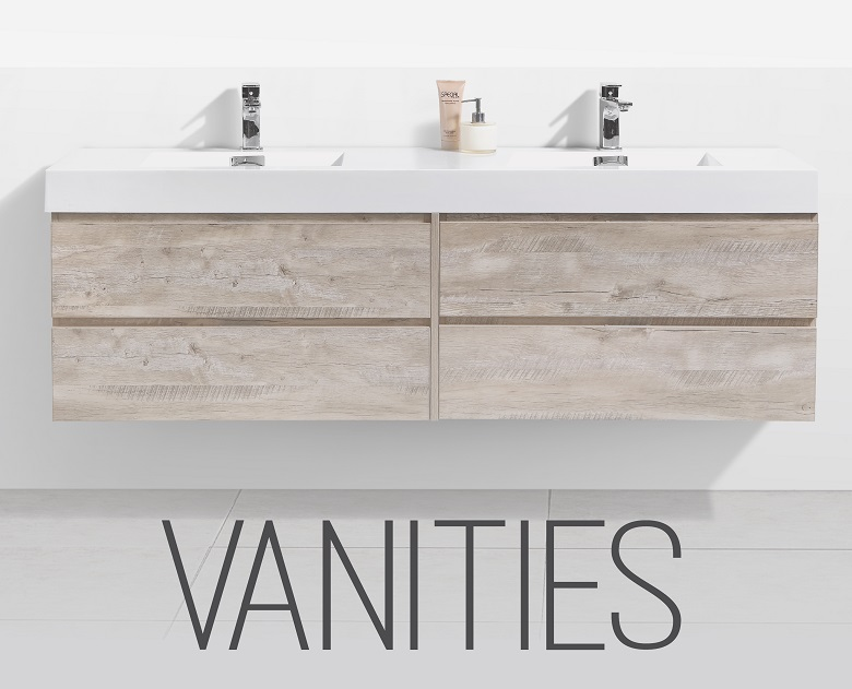 Toronto Vanity - Your best source for Modern Bathroom