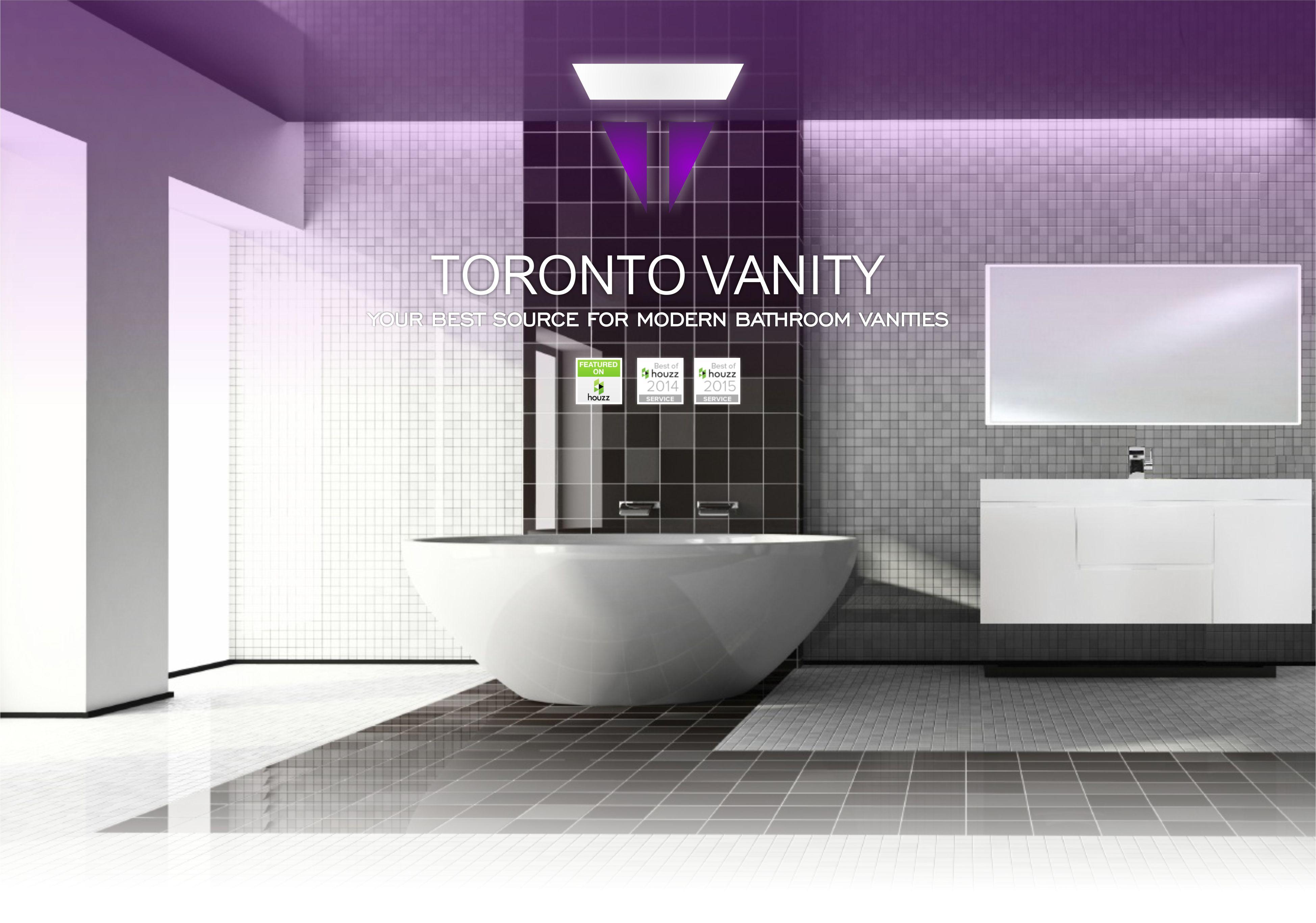 Toronto Vanity Your Best Source For Modern Bathroom